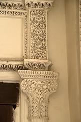 Florall Patterns (VinayakH) Tags: india graves hyderabad tombs carvings necropolis nizam nobility paigah paigahtombs telangana maqhbarashamsalumara