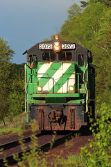 Gift Horse (view2share) Tags: railroad travel trees mi train spring iron track michigan transport may tracks engine rail railway rr trains roadtrip transportation rails hematite locomotive ge upperpeninsula ore freight taconite northwood railroaders springtime railroads northwoods generalelectric ironore freighttrain lsi m35 magnetite uppermichigan 2016 railroading freightcars northernmichigan ironrange marquettecounty negaunee freightcar c307 rring trackage oretrain lakesuperiorishpeming ironorepellets marquetterange marquetteironrange orepellets may2016 deansauvola lsi3073 may292016