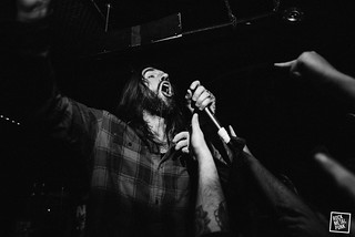 Every Time I Die @ The Borderline, London UK, 31.05.16 // Shot by Jennifer McCord