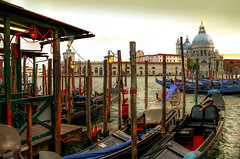The Entrance to the Grand Canal,Venice (michelsimeonidis) Tags: venice gondola venedig grandcanal magicunicornverybest