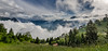 After rain... (hjuengst) Tags: summer panorama sun mountains alps rain clouds schweiz switzerland sommer wolken berge liechtenstein alpen sonne regen triesenberg masescha