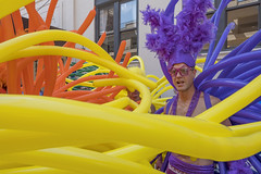 Philadelphia Pride Parade, 2016 (Alan Barr) Tags: street city people color philadelphia lumix candid streetphotography pride panasonic sp streetphoto gaypride 2016 gx8