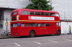 IMGP2747 (Steve Guess) Tags: uk england bus london transport waterloo gb routemaster lambeth lt tfl aec rmf1254 254clt