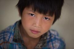 Vietnam: portrait d'enfant (ethnie des Nung). (claude gourlay) Tags: portrait people asia child retrato vietnam asie ethnic minority enfant ritratti nung indochine caobang tonkin ethnie minorit claudegourlay
