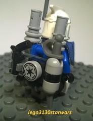 lego star wars clone trooper ARC custom minifig lego3130starwars (lego3130starwars) Tags: trooper star lego arc wars minifig custom clone lego3130starwars