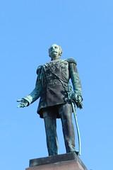 Plaza del Senado monumento a Alejandro II de Rusia Helsinki Finlandia 08 (Rafael Gomez - http://micamara.es) Tags: plaza statue del de helsinki y russia monumento centro ii senado alexander alejandro finlandia rusia