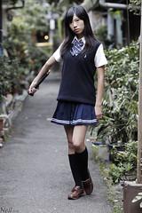 _MG_3267 (Neil Photo Studio) Tags: socks portraits canon lens prime model uniform long knife taiwan yuki taipei    135mm   6d   longsocks  2015   primelens     seira  ef135mmf2lusm ef135mmf20lusm          yukiseira