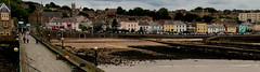 In the Summer Time (acwills2014) Tags: pier somerset clevedon colouredhouses bristolchannel