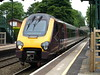A Crosscountry Class 220 Voyager at Barnt Green (qwertyberty45) Tags: crosscountry barntgreen
