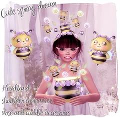 Soon at Pulse (FairyzetteSahara) Tags: fashion spring orlando avatar bee secondlife
