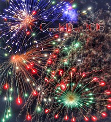 Canada Day 2016 (CCphotoworks) Tags: night dark lights pretty colours fireworks nighttime burst canadaday celebrating fireworksdisplay