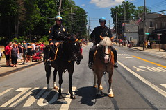 NYPD Mounted Unit (Triborough) Tags: nyc newyorkcity ny newyork nypd mounted travis statenisland richmondcounty