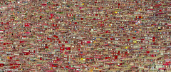 Seda Monastery (renan4) Tags: sichuan tibet china tibetan seda sertr monastery temple larung buddhistacademy buddhaschool tagong buddha red asia trip travel nikon d800 renan4 renan gicquel housses cityscape city