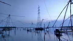 Kumbalangi, Kochi Kerala (JOMY A G) Tags: kerala jag kochi chinesenet jomy kumbalangi vembanattulake jomyag