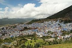 Chefchaouen (Sadie Currie) Tags: chefchaouen morocco blue village street art colour travel north africa landscape