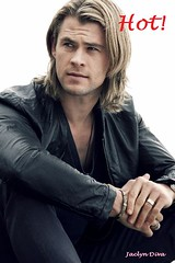 1 Chris Hemsworth Hottest Celeb EVER (Jaclyn Diva) Tags: chrishemsworth thorshammer chrishemsworthgallery hunkchrishemsworth