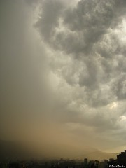 Beautiful clouds in Tbilisi, after supercell . 20/06/2012 (David Dondua) Tags: cloud beautiful rain clouds georgia cumulus after thunderstorm tbilisi cumulonimbus supercell      congestus