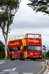 Cape Town City Sightseeing bus