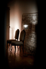 Une trouble soire (Calinore) Tags: silhouette night room decoration bordeaux salon inside nuit luxury luxus luxe