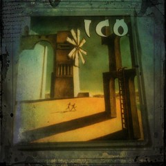 Ico (crucialchase) Tags: art beauty vintage japanese retro videogame playstation awesomeshot andrography streamzoo