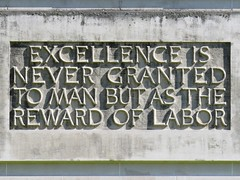 Excellence (altfelix11) Tags: industry minnesota factory labor stpaul relief highland mississippiriver artdeco reward albertkahn excellence entablature autoplant