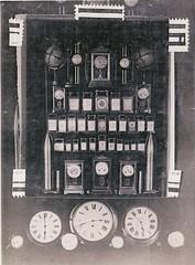 Production Couaillet à la foire de Lyon, 1919 (musee de l'horlogerie) Tags: clock museum de carriage musée armand horlogerie saintnicolasdaliermont lhorlogerie couaillet museehorlogerie