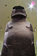 London Day 2 (SnappyZ) Tags: uk england london museum britishmuseum moai easterisland artifacts anthropology