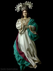 Our Lady of the Immaculate Conception (Maloleo '93) Tags: city our robert lady de la image maria mary philippines mother bob concepcion mama virgin bulacan isabel ina virgen sta senora conception immaculate inmaculada malolos bernabe nuestya