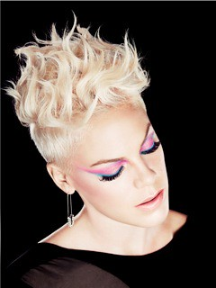 P!nk fan photo