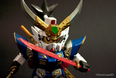 DSC_5872 (sumosam87) Tags: toy photography model battle brave warriors kit gundam gunpla sangokuden