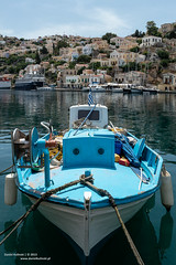 Sad boat (Daniel*1977) Tags: trip sea summer vacation beach water photography europe image daniel creative picture hellas samsung poland greece warsaw 1977 rodos rhodes photograhy rhodos nx egeo kulinski nx20 anosymi samsungnx samsungimaging danielkulinski samsungnx20