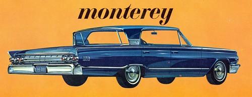 1963 Mercury Monterey Breezeway 4 Door Hardtop - a photo on