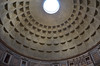 1083 Pantheon ceiling and oculus
