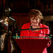Fiona Hyslop at the Edinburgh Castle Reception