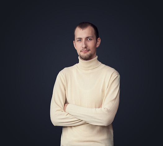 Volodymyr Fuchenko, Front-End, Back-End Developer