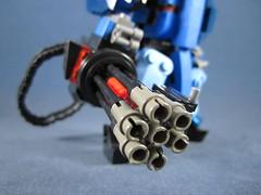 w09 // Blausturm (Messymaru) Tags: original robot lego mecha mech moc