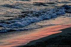 Particolare di un suggestivo tramonto, Versilia - Forte dei Marmi (Capatazboss) Tags: sunset italy panorama nature photography reflex nikon tramonto 300mm versilia fortedeimarmi flickrian d90