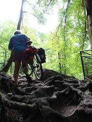 Randonnée ni pédestre ni cycliste