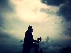 Gimli (HKatie) Tags: statue viking gimli icelandicfestival