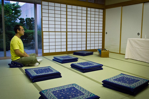 Meditation in Tokyo by john.gillespie, on Flickr