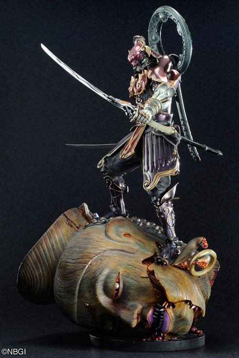 【再販決定!】壽屋:鐵拳 - 吉光雕像(Yoshimitsu)