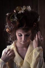 Empty Nest 3 (Elise Weber) Tags: portrait alex sarah death nest elise surrealism empty surreal ann conceptual weber stoddard loreth