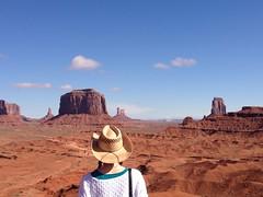 Western adventure (razzledazzleinpictures.) Tags: arizona hat cowboy monumentvalley
