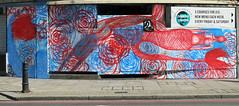2Square (cocabeenslinky) Tags: street city uk 2 england urban streetart london art canon square photography graffiti artist grafitti power shot photos graf united capital kingdom powershot september east graff eastend artiste g15 2013 2square cocabeenslinky