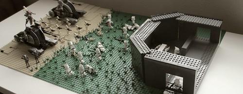 Lego Star Wars The Clone Wars Clone Base On Zalso 900