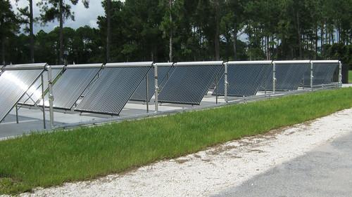 solar energy kingsbay navfac thermalpanels
