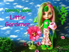 coming soon: Little Gardener