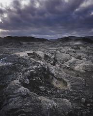 Mordor.. Krafla volcano, Myvatn - North East Iceland (Sonja Grubenmann) Tags: volcano lava iceland myvatn velvia50 krafla mamiya645super
