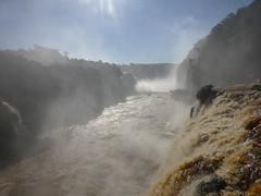 Iguazu Falls, Brazil, June 2013