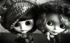 """1930s """"Dangerous Hobo Girls"""" starring Angel Farget & LaVern La Rue"""
